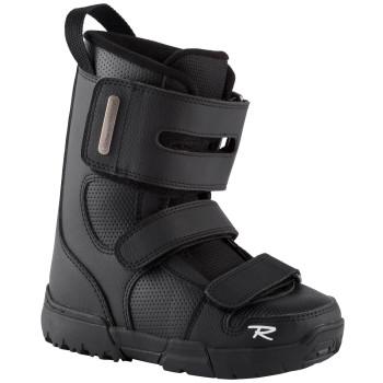 Boots de Snowboard Rossignol CRUMB KID Noir Garçon