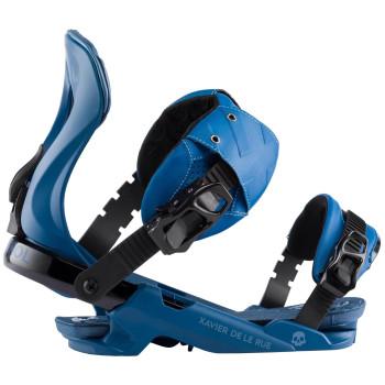 Fixations de Snowboard Rossignol REPLY RAIL M/L Gris Homme
