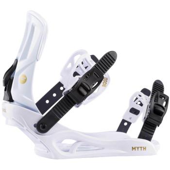 Fixations de Snowboard Rossignol MYTH S/M Blanc Femme