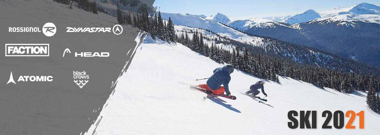 Pack ski+ fixations au meilleur prix sur snow-concept.com