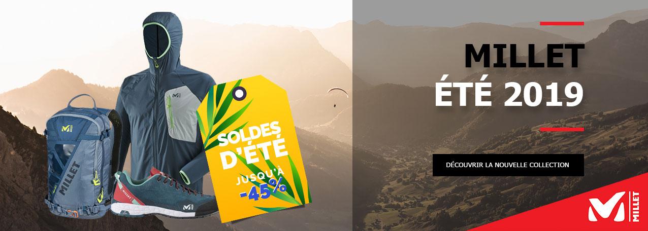 Millet Collection Summer 2019 SOLDES