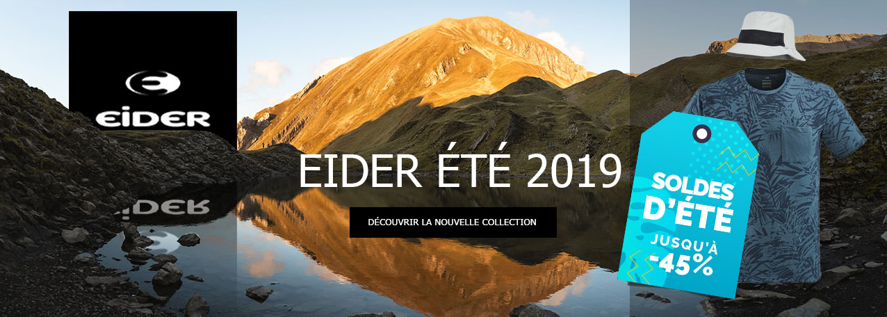 Eider Collection summer 2019 SOLDES