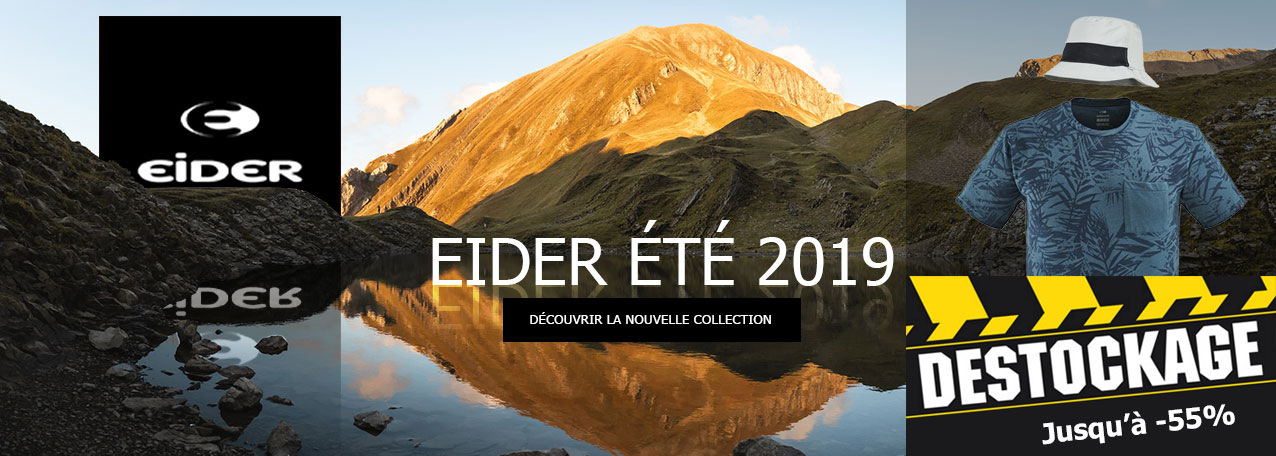 Eider Collection summer 2019