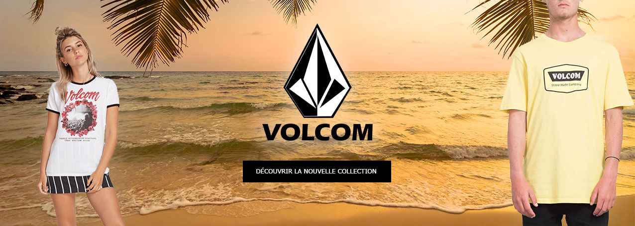 Collection Volcom été 2019