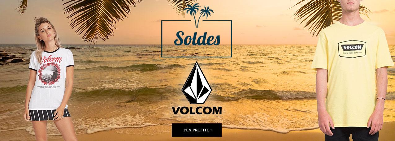 Collection Volcom été 2019 soldes