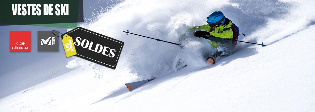 Soldes textile ski 2018